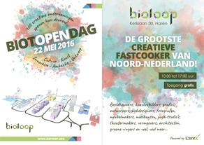 Open Dag Biotoop Haren 22 mei