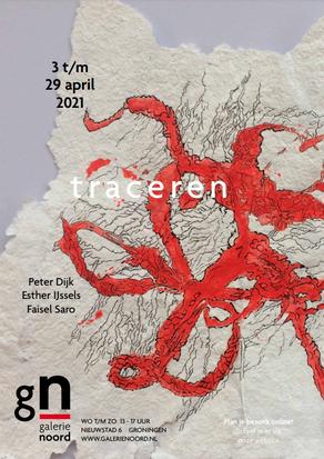 Expositie Peter Dijk - Galerie Noord Groningen 3 t/m 29 april 2021