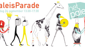 PaleisParade #2 - Zondag 24 september 2017