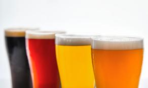 Bierproeverij met alleen maar Groningse biertjes - bij Urban Heart
