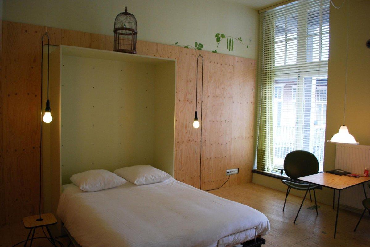 Hetpaleis kamer art deco comfort double