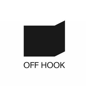 Eerste opening van OFF HOOK: Vrijdag 6 augustus (met Erris Huigens) in het Paleis Groningen