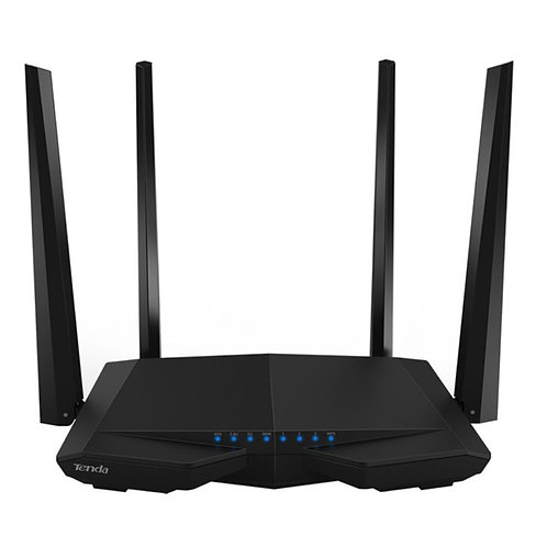 Tenda A6 AC1200 Smart Dual Band Wireless AC Router