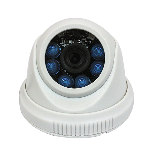 ProVision 4MP AHD HD Analog IR-CUT Wide Angle Dome Outdoor Security CCTV Camera