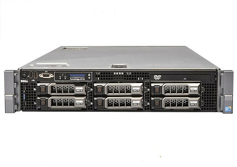 HP Proliant DL360 G7 Virtualization 8-Core Server 32GB 4x146GB 10K P.410i iLO3