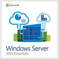 Microsoft Microsoft Windows Server Essentials 2016 64 Bit - 1 Server, 2 Devices