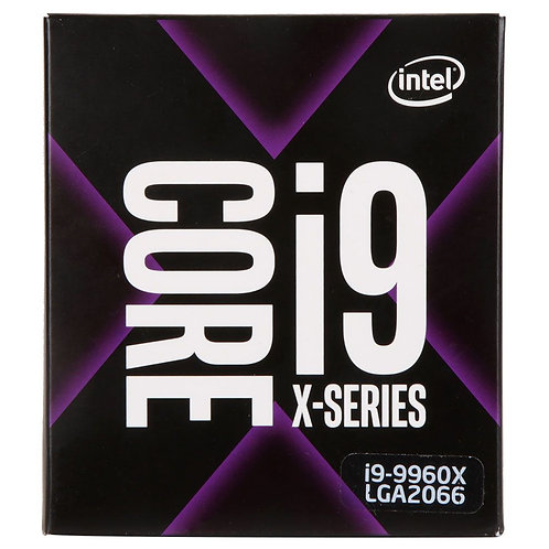 Intel Core i9-9960X Skylake 3.1 GHz LGA 2066 Boxed Processor