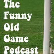 The Funny Old Game Podcast Logo