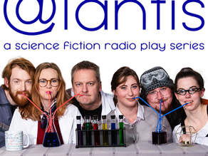 @lantis: a science fiction radio play series