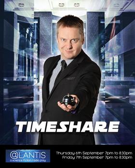 @lantis Episode 3 - Time Share