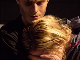Aaron Vanderklay and Bethsaida Tapsall as Matt and Tara