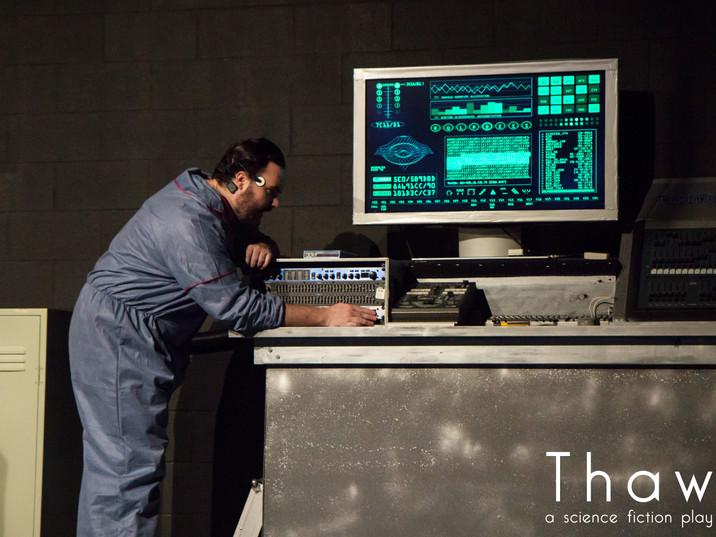 Dean Lovatt as James Bedford