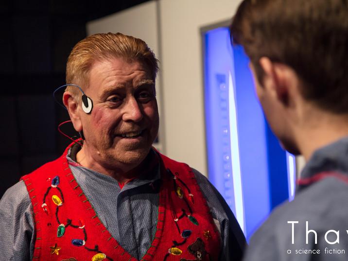 Ron Arthurs as John
