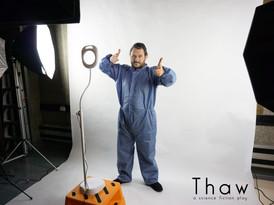 Thaw 2015 - Jason Dohle as Dr. Ettinger