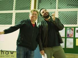Thaw 2015 - Ron Arthurs & Dean Lovatt