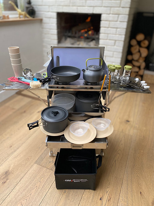 Chuckbox Portable Kitchen Box €599