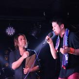 赤松さんとCRONINさんとのトーク