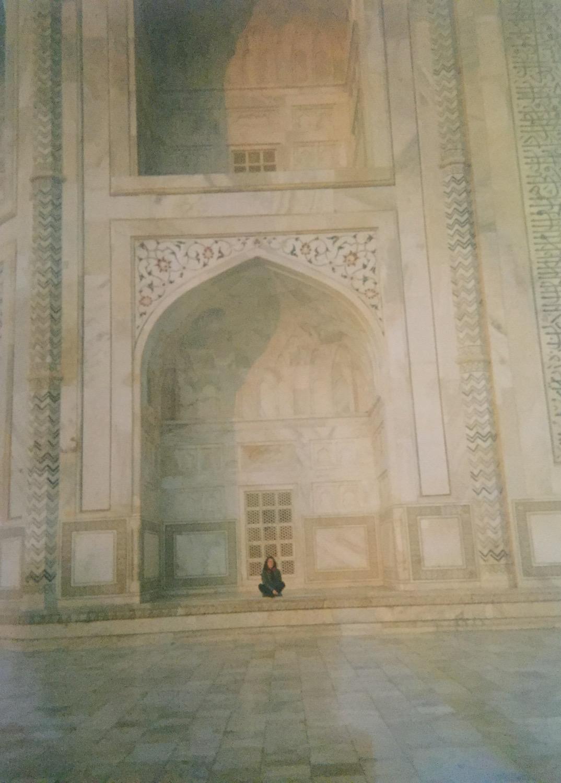 Taj-Mahal - India