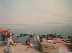 Le Gange - Varanasi - India