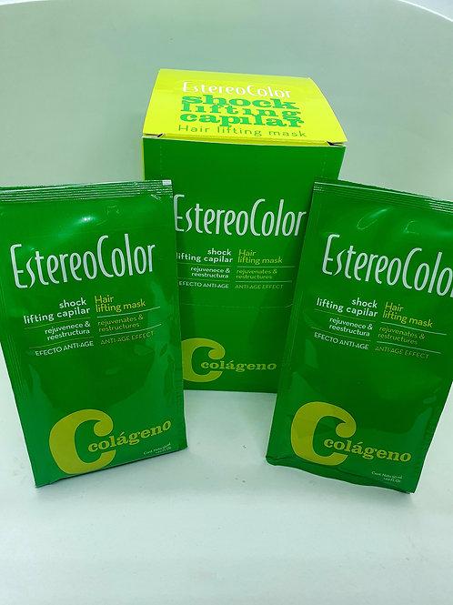 Estereo color Shock lifting capilar x 10 unid.