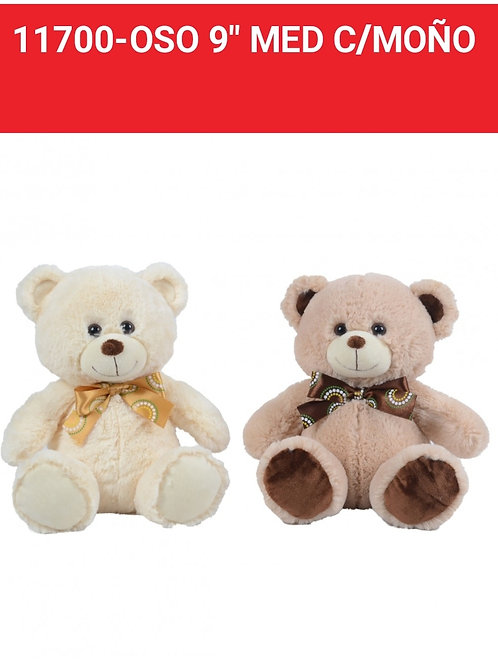 Peluche oso art.11700
