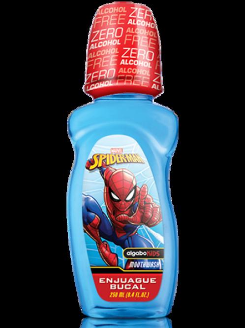 Enjuague bucal spiderman x 250 ml