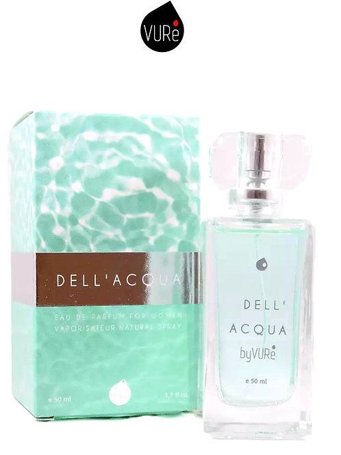 Fragancia dama Dell Aqua