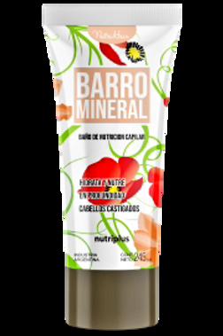 Barro mineral x 245 ml.