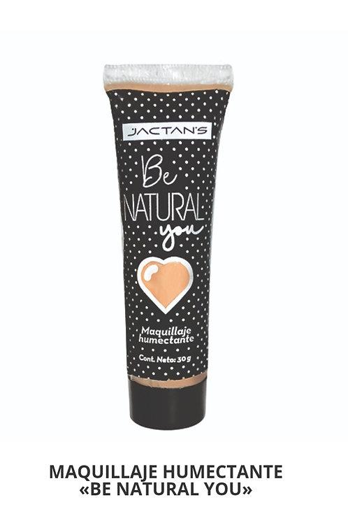 Maquillaje fluido Be Natural art.748