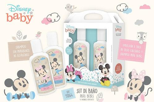 Set de baño Baby art.98164