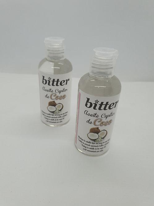 Aceite capilar de Coco x 100 ml.