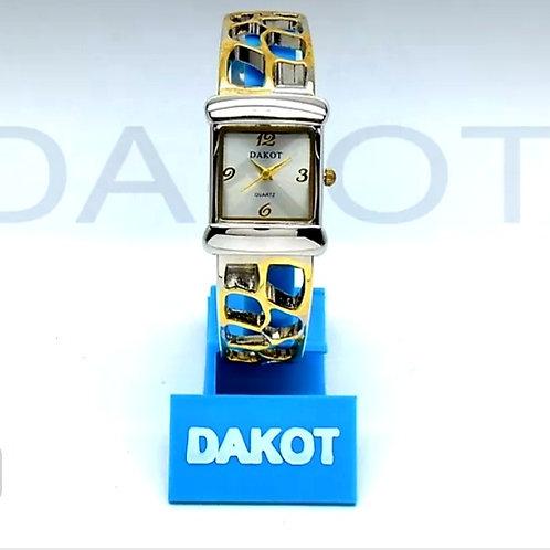 Reloj Dakot brazalete art.DA187G