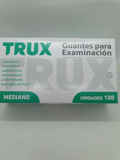 Guantes de Latex x 100 unid.