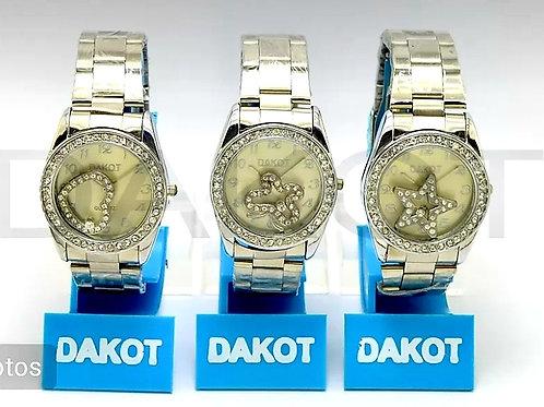 Reloj metal Star art.DA659M