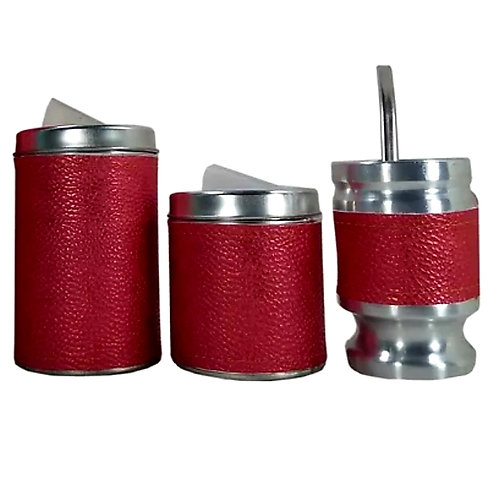 Set latas + mate / sin bombilla Art.42/50