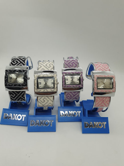 Reloj Dakot Brazalete art.187F-3