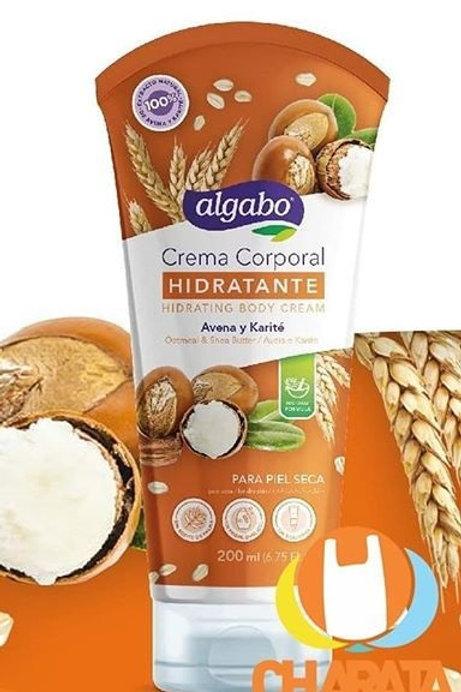 Body Cream Hidratante x 200 ml.