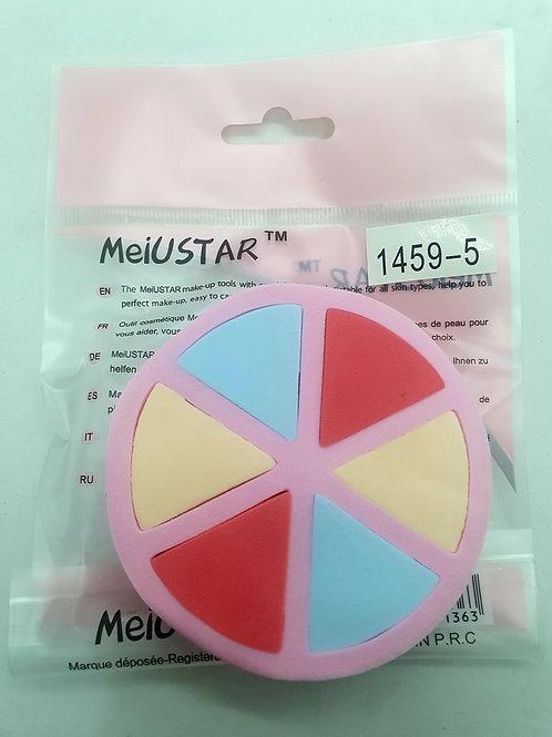 Esponja latex pizza x 8 art 962