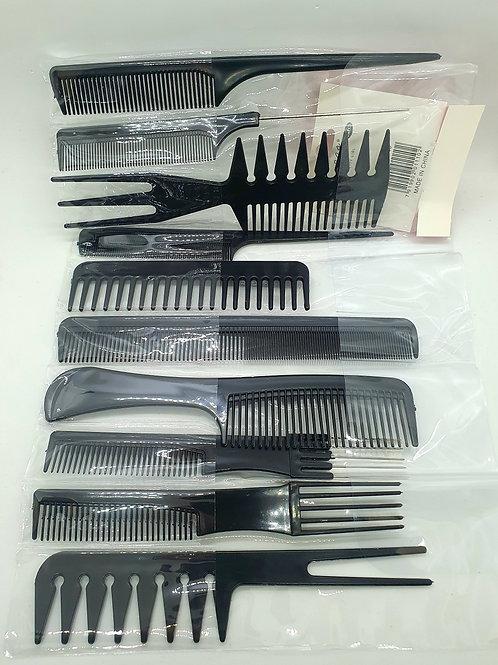 Set peluquero x 10 unid.art.A-10