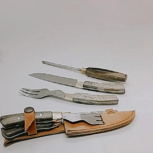 Set cuchillos x 3