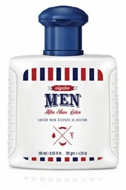 Loción después de afeitar Men x 120 ml.
