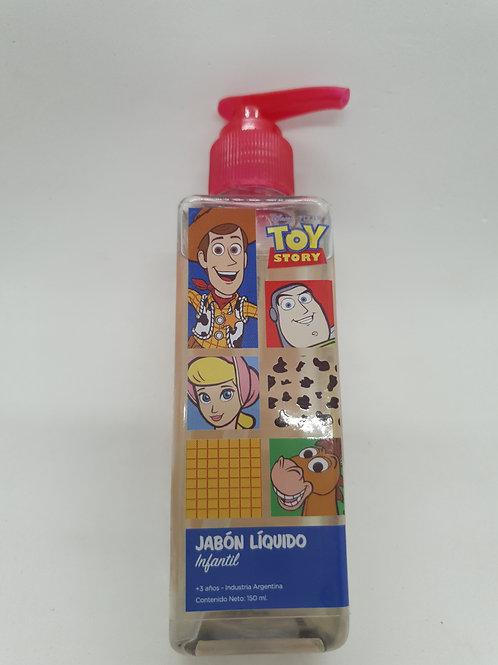 Jabon liquido toy story art.41809