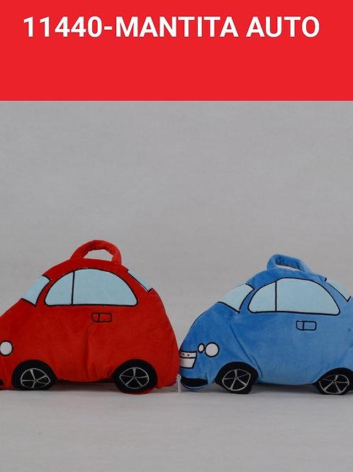 Peluche Manta auto art.11440