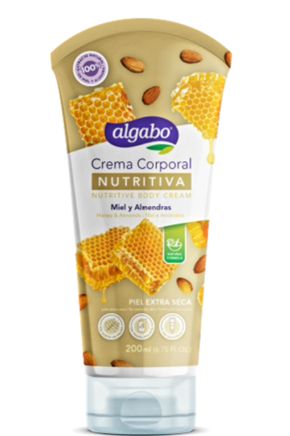 Body Cream Nutritiva x 200 ml.