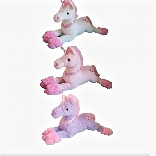 Peluche Unicornio art.25130