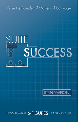 Suite Success: How to Make 6-Figures in a Salon Suite (Book)