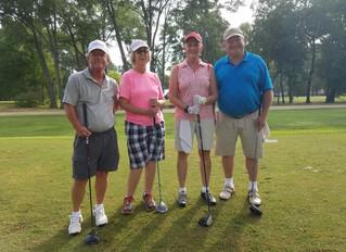 4 person Par 3 Scramble Golf Tournament