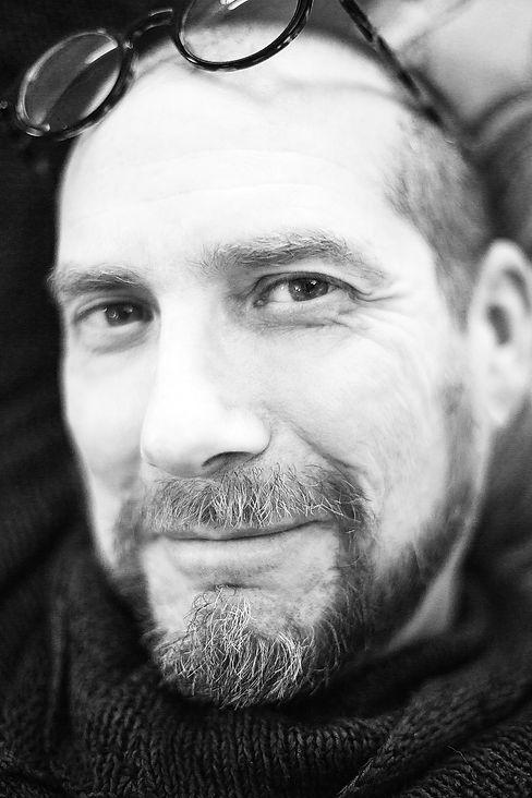 Mark Pannebcker, Author photo