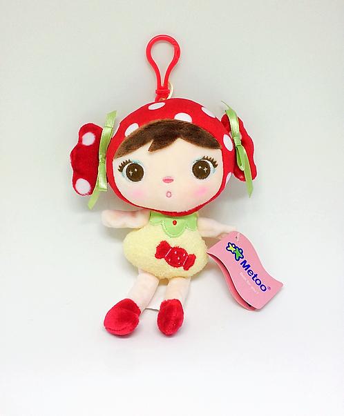 Keppel Candy Vermelha Pequena
