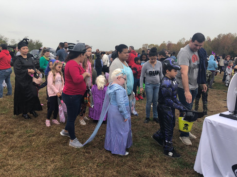 2019 West Windsor Halloween Party